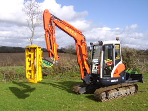 Cornish Plant and Digger Hire